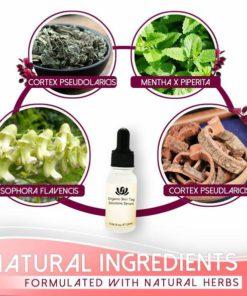 Organic Blemishes Purifying Serum