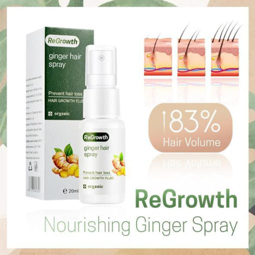 ReGrowth Nourishing Ginger Spray
