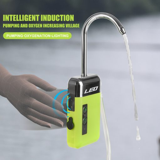 Rechargeable Fishing Water Circulation Pump