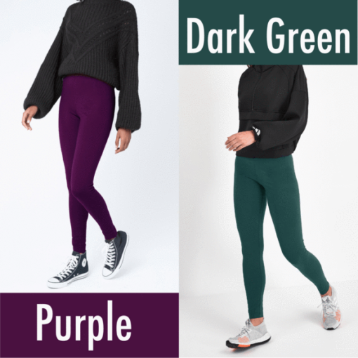 Stretchy Slimming Workout Leggings