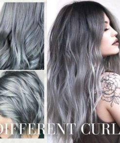 Stunning Silver Hair Clips