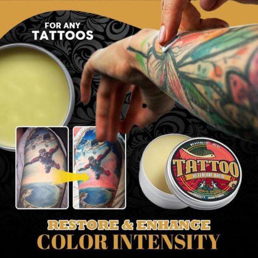 Tattoo Natural Healing Brightener