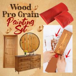 Wood Pro Grain Painting Set