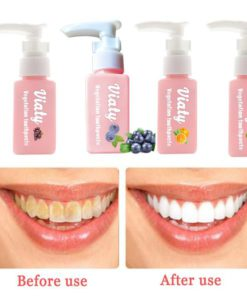 Brightify Stain Removal Natural Toothpaste
