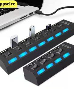 Multiple Ports High-Speed USB Hub